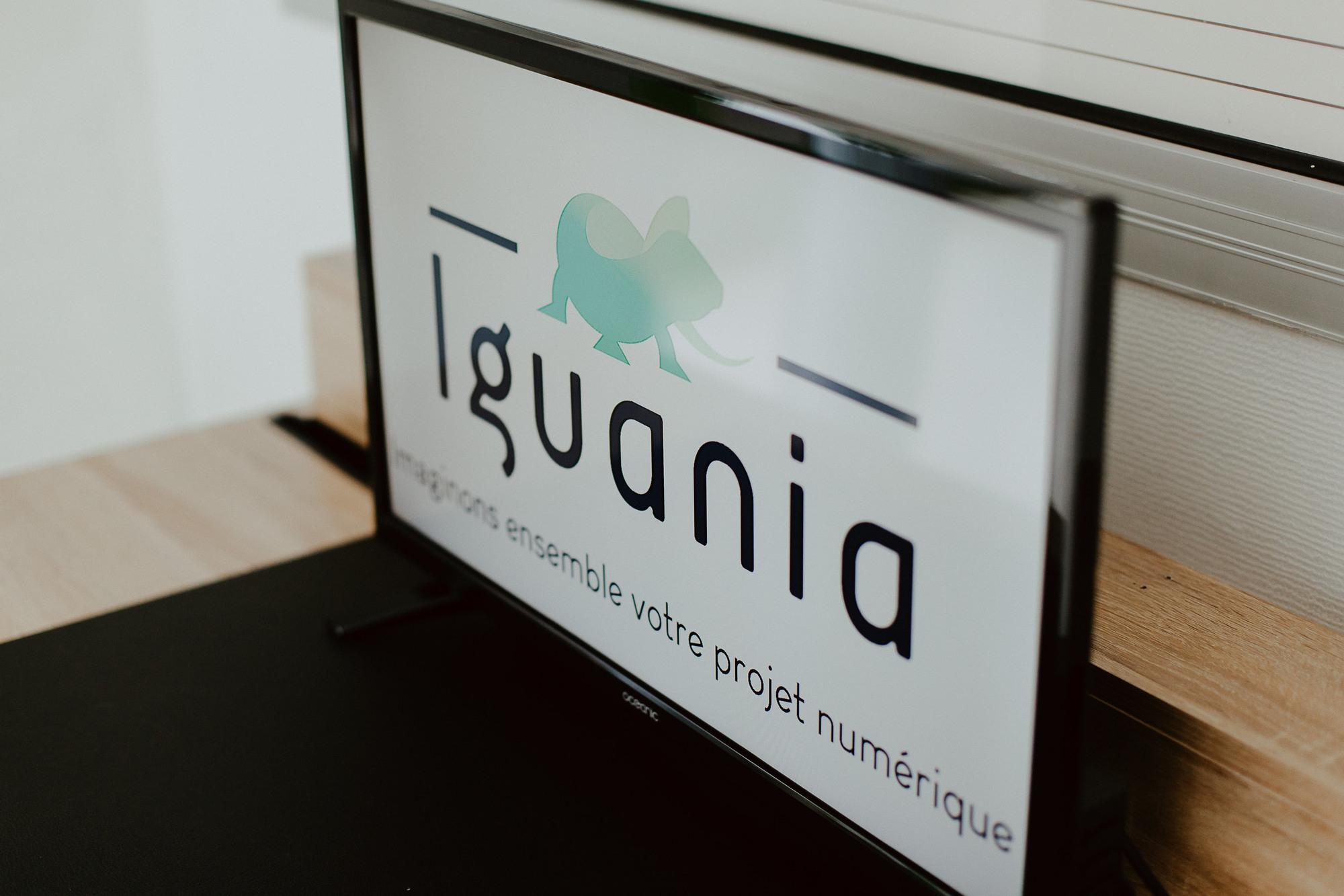 Espace client Web Iguania