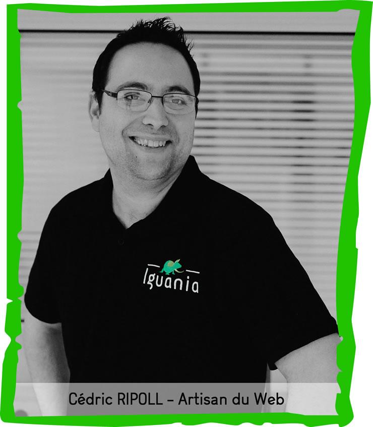 Cédric RIPOLL présente Iguania
